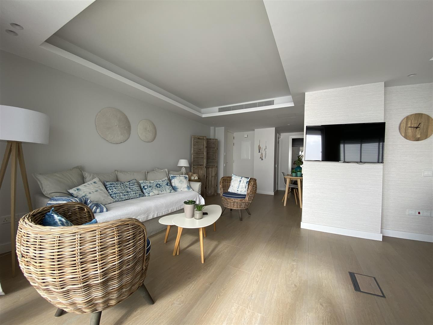 Picture of Front line two bedroom flat